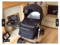 Silver Cross Pram/Pushchair and accessories