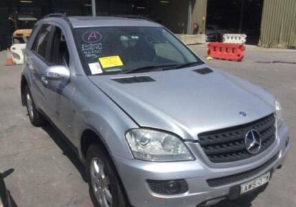 *****2008 MERCEDES ML350 X164 SILVER WRECKING PARTS - M21288 Villawood Bankstown Area Preview