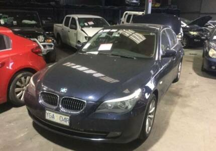 *****2010 BMW 530i E60 LCI BLUE WRECKING PARTS - B22259 Villawood Bankstown Area Preview