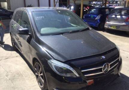 *****2017 MERCEDES B200 W246 BLACK WRECKING PARTS - M21146 Villawood Bankstown Area Preview