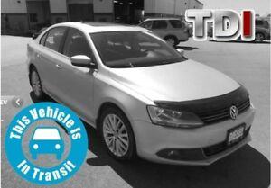 2012 Volkswagen Jetta Highline TDI Auto| Sun| Heat Leath| Rem En