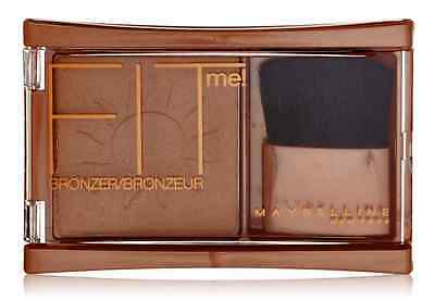 Maybelline Fit Me! Bronzer Pressed Powder, Medium Bronze [200], 1 ea