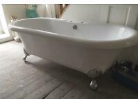 Free Standing Roll Top Bath Tub