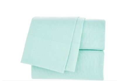 Northern Nights 175GSM Brushed Flannel California King Sheet Set Seaglass