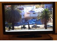 "42"" Hitachi L42VP01U Full HD 1080p LCD TV with freeview 2x HDMI scart vga good condition can deliver"