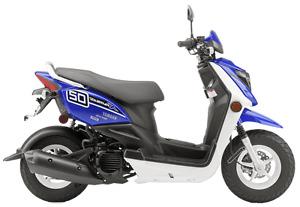 Yamaha bws zuma-x 50