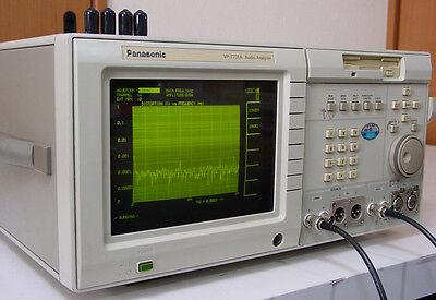 Panasonic Vp7731a Digital Audio Analyzer