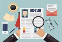 Resume Writing, Interview Preparation Services
