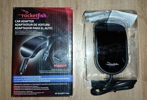 Rocketfish DC to AC Car Adapter