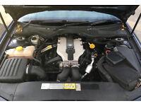 2002 '52' Vauxhall Omega 3.2i V6 Elite Saloon