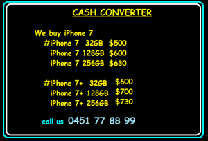 Wanted: Wanted: iPhone 7/8 PLUS | INSTANT CASH CONVERTER