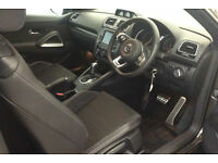 Volkswagen Scirocco GT FROM £98 PER WEEK!