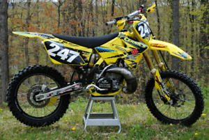Looking for a 2001 rm 125 frame