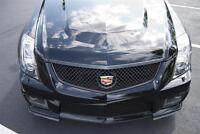 CTS V front 3pc splitter OEM new in box