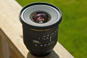 Sigma 17-35 2.8 WIDE angle lens for Nikon!