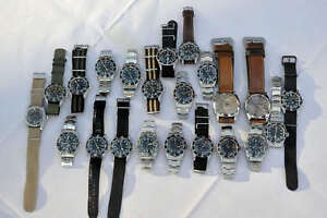 Achetons Montres ,piecesde montres,accumulations,d'horloger,
