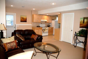 Furnished 2BD Suite, All-Inclusive, Saskatoon North