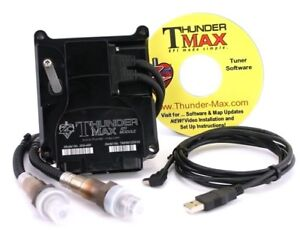 thunder max performance module harley