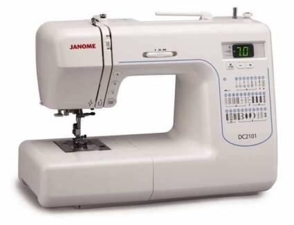 Janome DC2101LE Sewing Machine