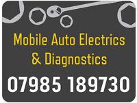 Mobile Mechanic Auto Electrics & Diagnostics