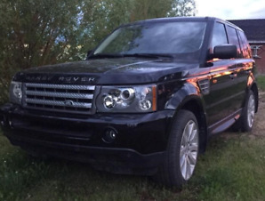 2006 Range Rover Sport Supercharged-REDUCED MUST SELL