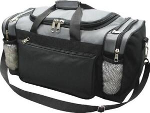 New - PROFESSIONAL QUALITY GYM BAG -- Made by Canadian Company North49