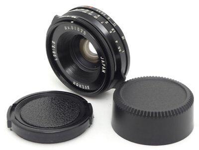 Avenon L 28mm F3.5 Lens For Leica L39 Screw