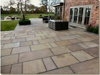 Patio and Driveway cleaning/re-pointing restoration services