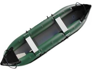 KAYAK inflatable with many extras