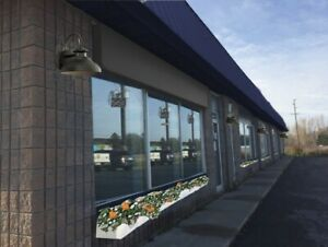 ★SPACE FOR LEASE in PLAZA DIRECTLY ON HWY 11★Excellent Exposure
