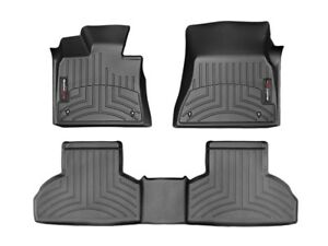Weathertech Digitalfit Floor Liner BMW X5 X6 2014-2016' 2 rows