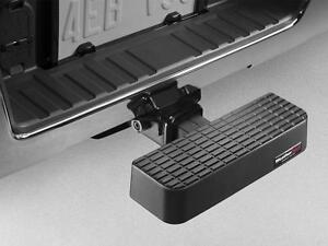 Weathertech BumpStep® - Hitch Mounted Step and Bumper Protection