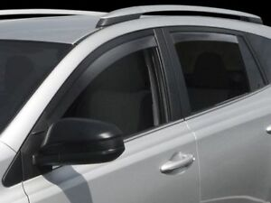 Window Rain Guards For Your Vehicle - We can Supply
