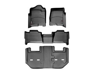 Weathertech Digitalfit Floor Liner CADILLAC ESCALADE 2007-2014'