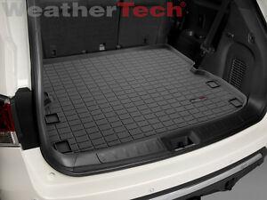 Weathertech Cargo Liner Trunk Mat For Nissan Pathfinder