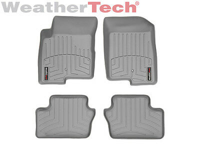 WeatherTech Car FloorLiner for Caliber/Compass/Patriot - 1st & 2nd Row - Grey