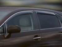 Weathertech Window Deflectors IN- Channel TOYOTA VENZA 2009-2015