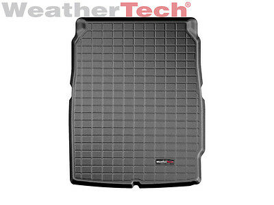 WeatherTech Cargo Liner Trunk Mat for BMW 6-Series/M6 - Gran Coupe - Black