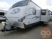 2011 Aerolite 318BHSS Travel Trailer