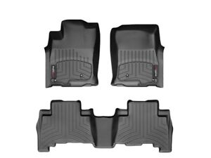 Weathertech DEALER Digitalfit Floor Liners HONDA CRV 2017-2018'