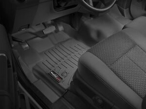 WeatherTech Front Mat -12-16 Ford Super Duty - Over Hump
