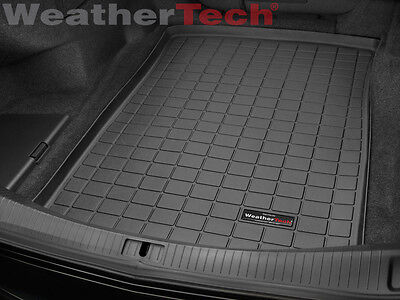 WeatherTech Cargo Liner for Cadillac CTS / CTS-V Sedan - 2014-2019 - Black