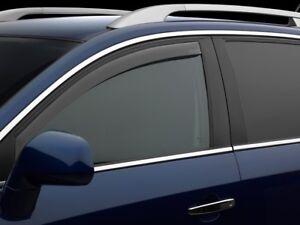 Weathertech In-Window-Channel Rainguard For 03-06 Dodge Sprinter