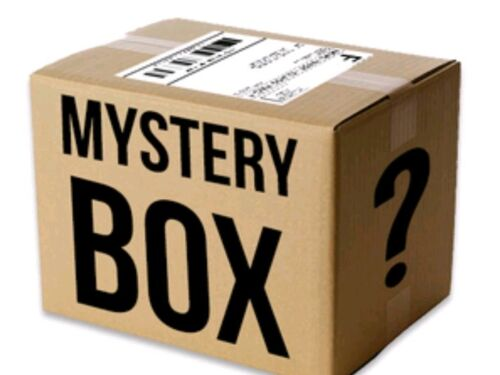 Mystery Box for Women / Ladies / Girls could be jewellery, smellies, dvds etc