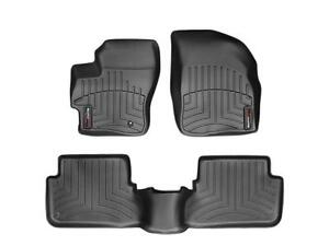 Good Condition WeatherTech Mazda3 2007 Floor Liners