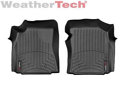 Weathertech Floor Mats Floorliner For Toyota Tundra   2000 2004   Black