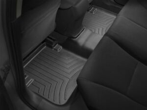 Weathertech 2013-2017 Honda Accord Coupe Rear Mat - 444813
