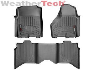 Weathertech Floor Mats Dodge Ram Ebay