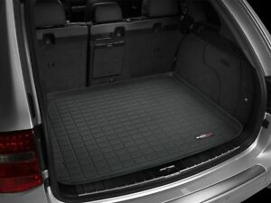 2009 Porsche Cayenne Weather Tech floor liner and cargo liner