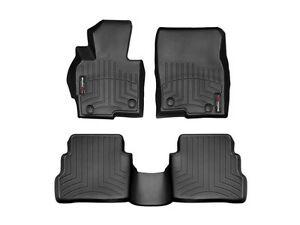 Mazda CX-5 Weather Tech mats and trunk tray